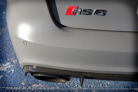 Audi RS6 Avant Prueba 27