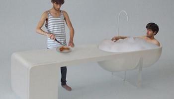 Cocina-bañera