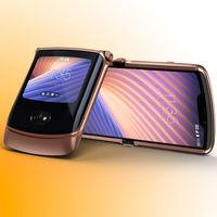 Motorola Razr 5G: el 5G llega al móvil plegable de bolsillo por 1.499 euros