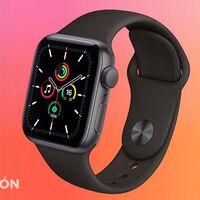 Amazon vuelve a dejarte el Apple Watch SE más barato que ninguna otra tienda por unos competitivos 269 euros