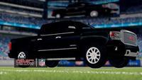 Los autos de GMC ¡al emparrillado de la NFL!