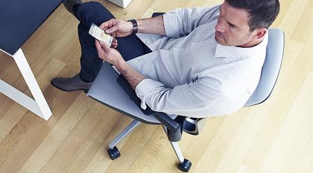 Gesture, la silla que se adapta a las posturas que provoca la tecnología actual