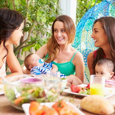 Estos son los cinco hábitos que debes seguir para evitar que tus hijos padezcan obesidad