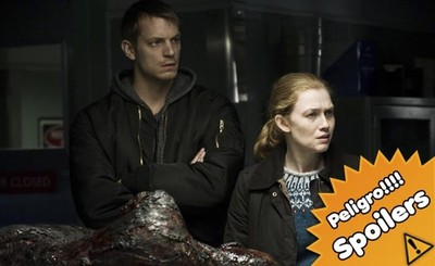 'The Killing' renace llevando a Linden al infierno