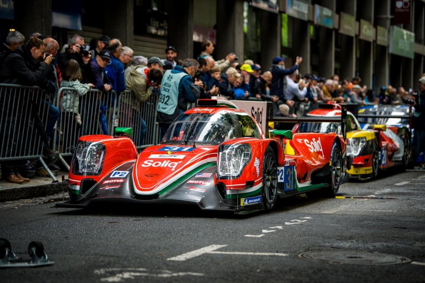 Correr las 24 Horas de Le Mans para descansar. Así es la vida del Gentleman Driver según el piloto Roberto...