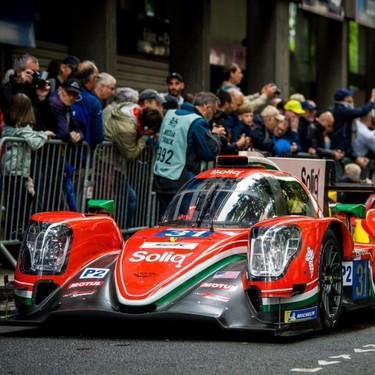 Correr las 24 Horas de Le Mans para descansar. Así es la vida del Gentleman Driver según el piloto Roberto González