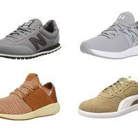 5 chollos por menos de 29 euros en tallas sueltas de zapatillas New Balance, Under Armour y Puma en Amazon