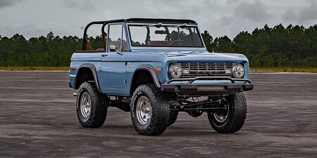 Que Tanto Sabes De Ford Bronco 4