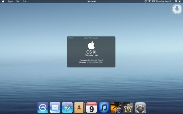 Foto de Concepto de OS XI (3/11)