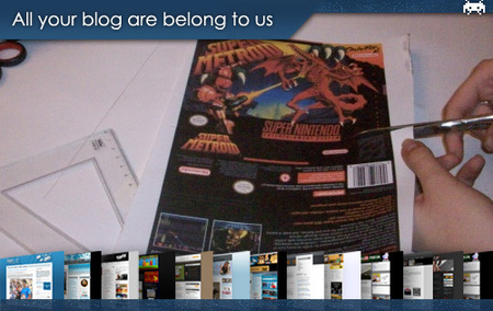 All your blog are belong to us (XXXV)