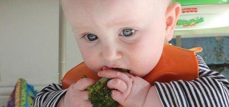 Calendario orientativo de incorporación de alimentos: cuándo debe el bebé empezar a comer cada uno