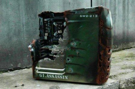 ¿Un ordenador quemado? Ni mucho menos