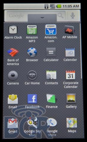 Foto de Android 2.0, primeras imágenes (25/32)
