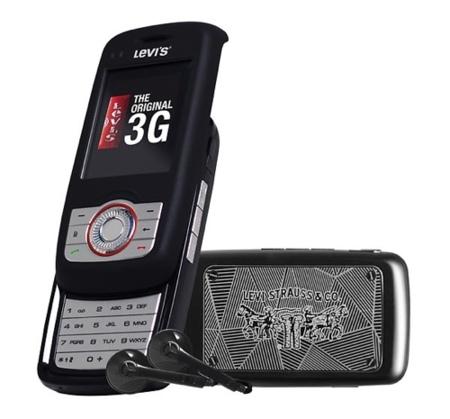 Nuevo móvil de Levi's con 3G