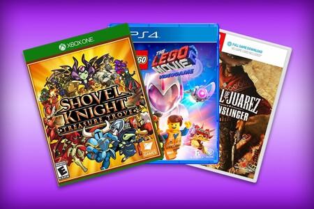 Cinco videojuegos que puedes comprar en Amazon México hasta por menos de 200 pesos: títulos para Nintendo Switch, Xbox y PlayStation