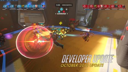 Dos años después, Overwatch incorpora un modo espectador completo, una función muy reclamada por los usuarios
