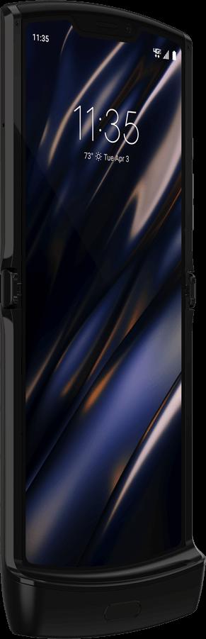 Motorola Razr Cerrado Filtracion Pantalla Abierta