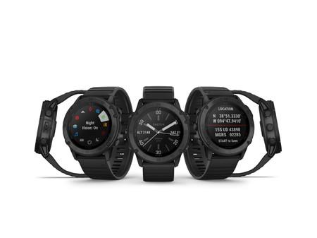 """El último smartwatch de Garmin presume de privacidad nivel militar: trae hasta un modo """"autodestrucción"""" para borrar sus datos"""