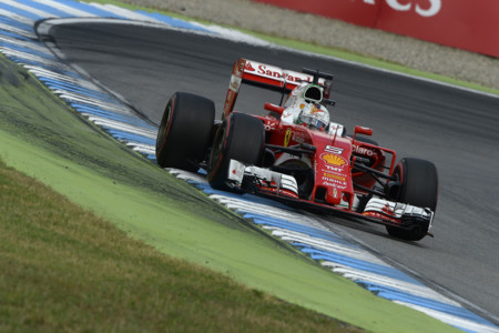 Vettel Alemania F1