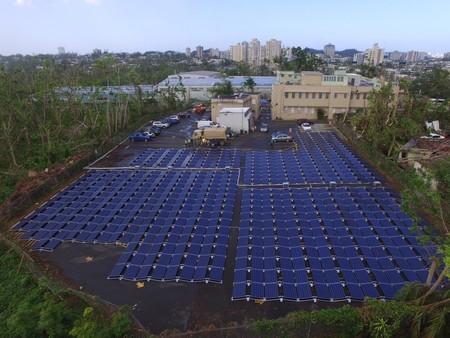 Granjas solares en Colombia