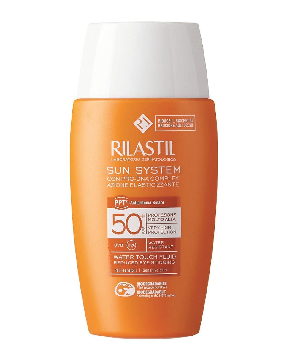 Agua Fluido Water Touch 50+ 50 ml Rilastil Sun System