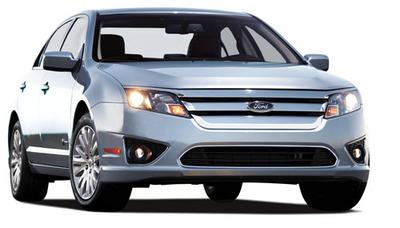 """Los Ford híbridos también tienen """"problemas"""" de frenado"""