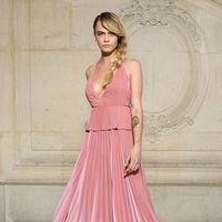Olivia Palermo, Cara Delevingne, Jennifer Lawrence y muchas más han ocupado el 'front row' del desfile de Dior con estos lookazos