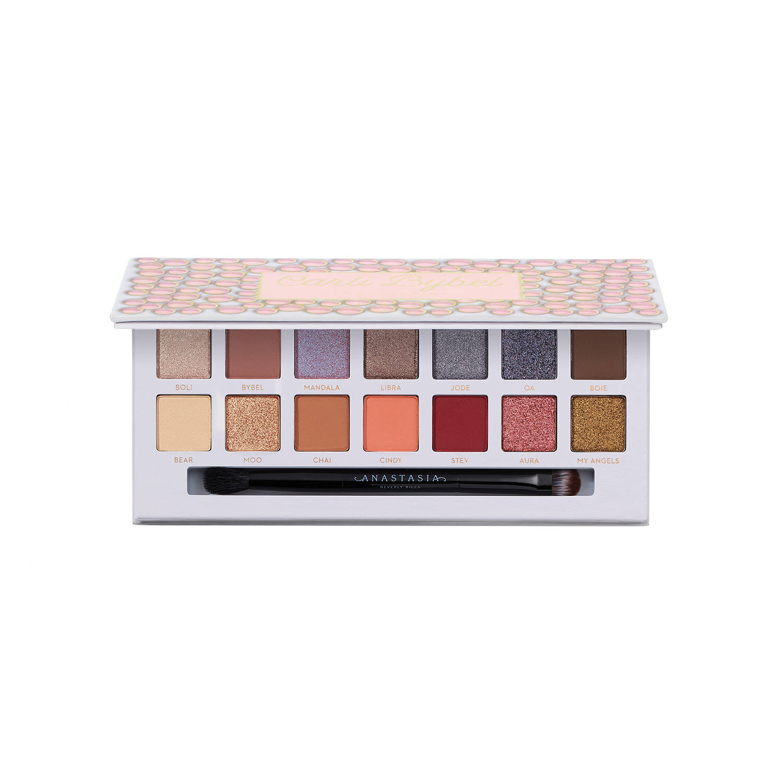 ANASTASIA BEVERLY HILLS Carli Bybel Eye Shadow and Pressed Pigment Palette