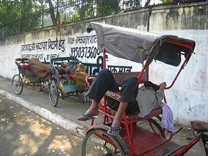 Medios de transporte en Asia