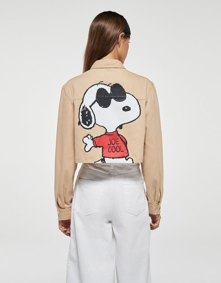Snoopy Chaqueta Firmas Low Cost 03