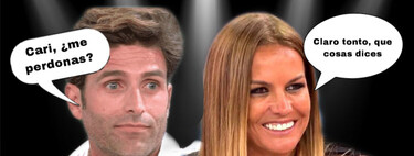 Esto es lo que pasó entre Marta López y Efrén detrás de cámaras: la llamada telefónica que lo cambió todo