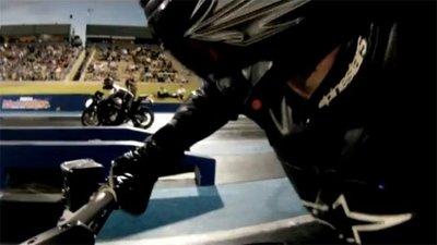 Ducati Diavel Dragster a la austaliana