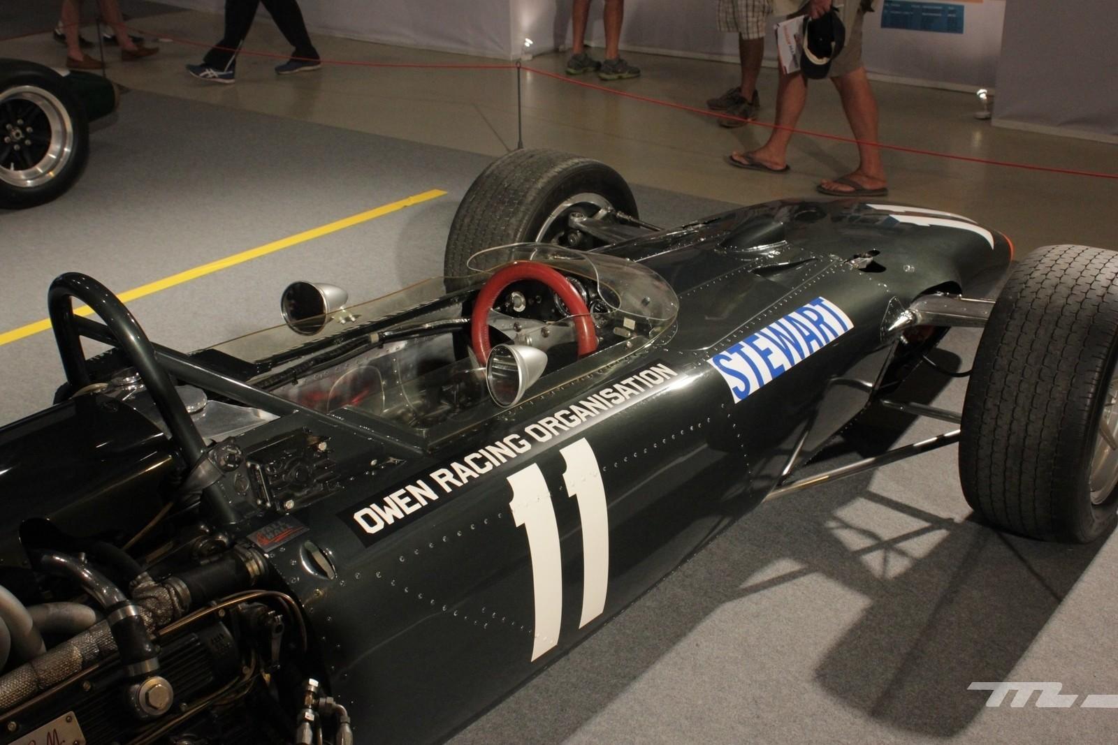 Foto de Museo de las 24 Horas de Le Mans (exposición temporal) (4/12)