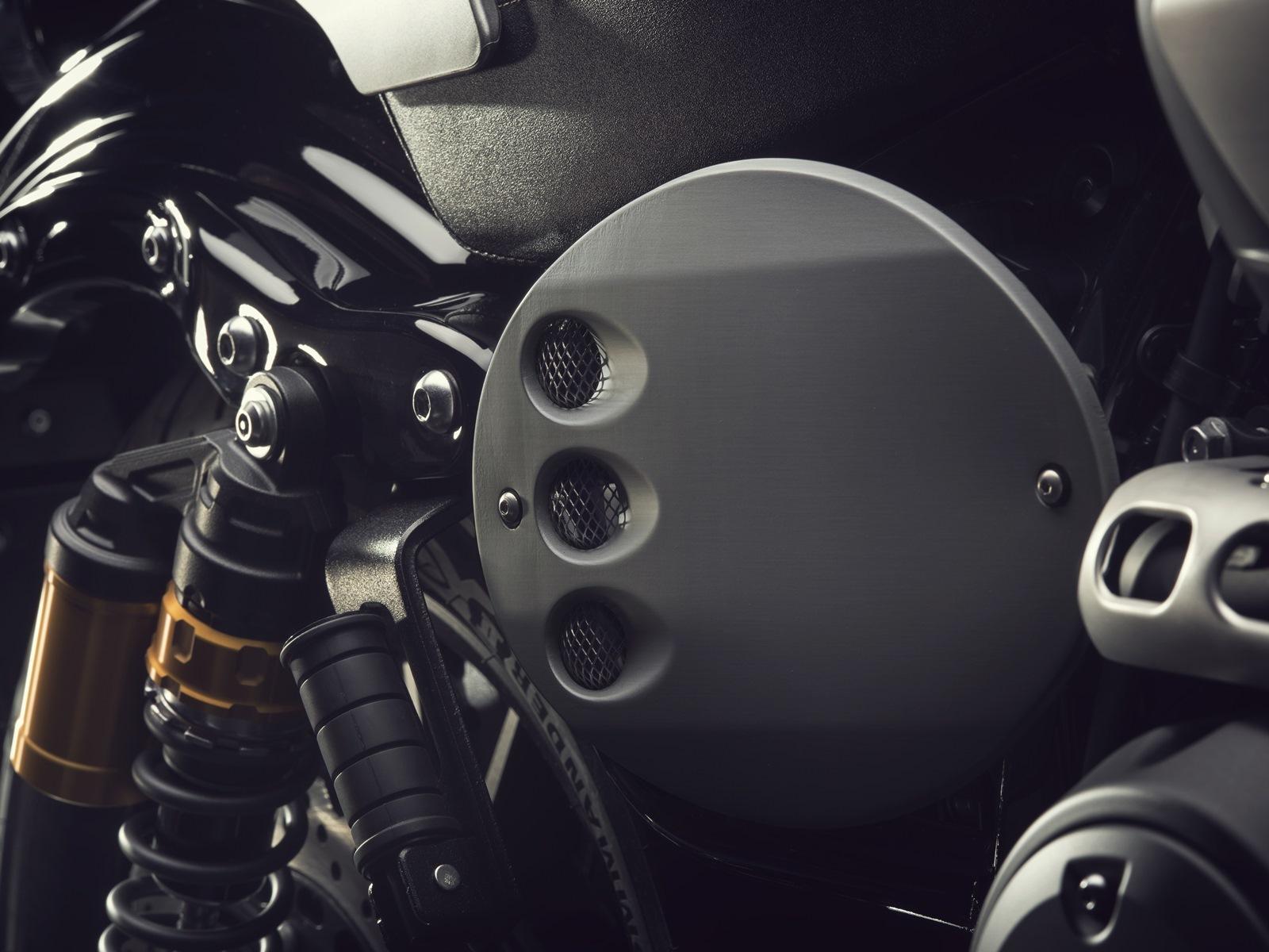 Foto de Yamaha XV950 Racer (9/33)