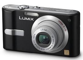 Lumix DMC-FX30, FX12 y FX10