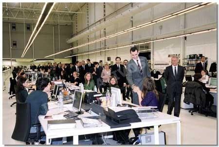 Mango crea el centro de diseño más grande de Europa: el Hangar