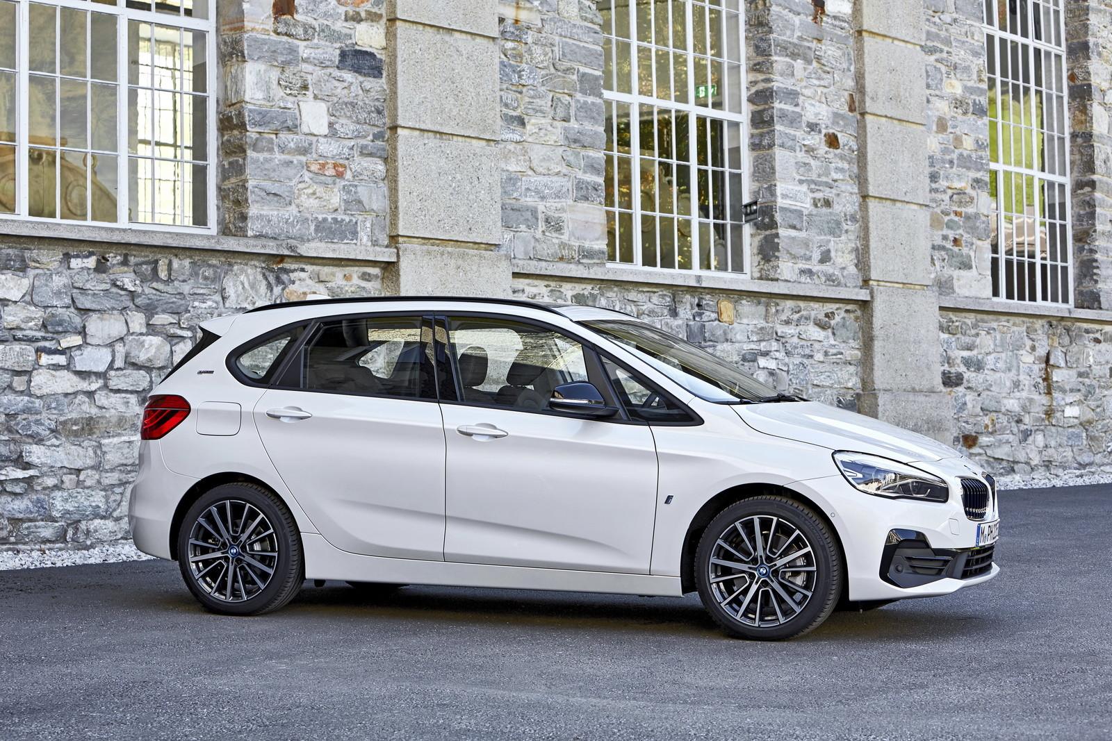 Foto de BMW Serie 2 Active Tourer (24/32)
