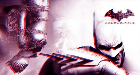 'Batman: Arkham City', 3D para todos