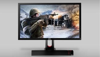 Nuevo monitor Benq XL2720T, pensado para jugones