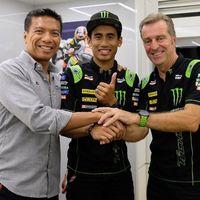 Hafizh Syahrin firma un año más con el Tech3 en MotoGP y pilotará una KTM en 2019