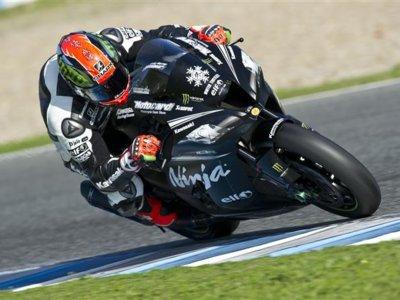 Tom Sykes cierra el test privado de Jerez como el más rápido