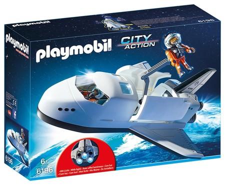 Lanzadera Espacial Playmobil por 32,99 euros y envío gratuito en Amazon