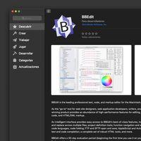 """BBEdit termina su """"exilio"""" y vuelve a la Mac App Store"""
