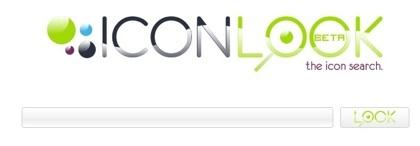 ICONlook, un buscador de iconos más en la web