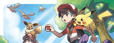 Hemos jugado a Pokémon Let's Go: Pikachu! y Eevee!, puede que vaya a lo seguro, pero hay margen para las sorpresas