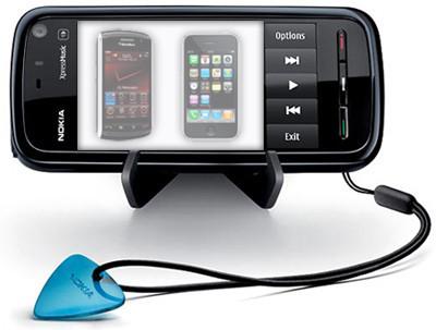 Nokia lanzará un nuevo 5800 con pantalla capacitiva