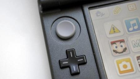 New Nintendo 3ds Xl Analisis Stick