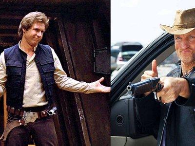 Woody Harrelson será el mentor de Han Solo en el próximo spin-off de Star Wars