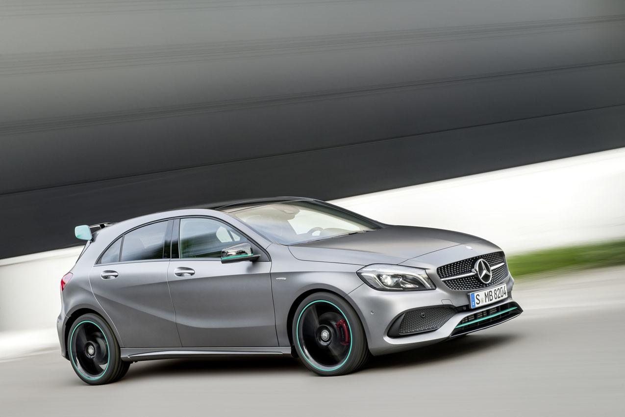 Foto de Mercedes-Benz Clase A 2015 (43/43)