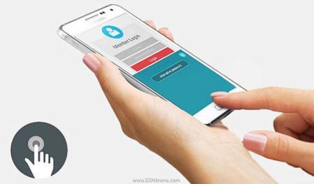 Samsung podría instalar en su Galaxy S6 un sensor de huellas que no requiere deslizamiento